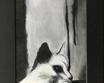 Ominous Cat