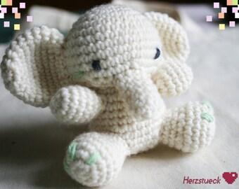 Singe Au Crochet Amigurumi Doudou