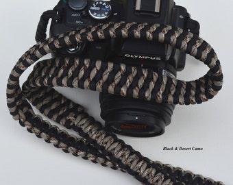 DSLR Camera Strap, Handmade Paracord Camera Strap, Trilobite Bar Weave, Canon/Olympus Camera Strap, Neck Camera Strap, Gift Ideas!!!