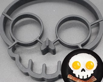 Skull Egg Ring