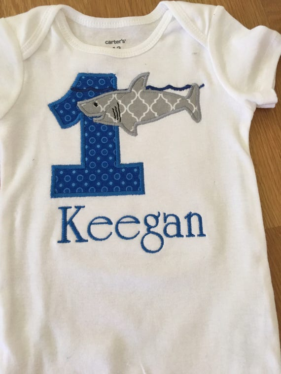 shark birthday shirt, jawsome shark 1st birthday, shark week shirt, shark bite birthday, great white shark, 1 2 3 4 5 any number, monogram
