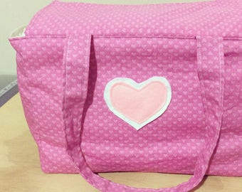 Baby Doll Diaper Nappy Carry Bag