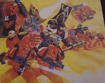 Warhammer 40000 Wargear