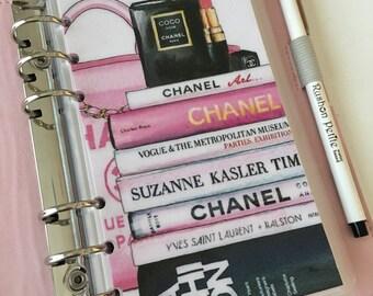 Designer Bookclub Personal Planner Dashboard