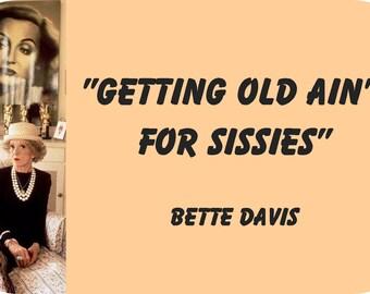 Bette Davis Magnet