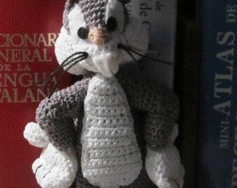 Amigurumi Bunny Rabbit Bunny Amigurumi