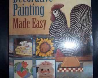 DECORATIVE PAINTING Made Easy by Plaid   *   Patterns and Step-by-step Illustrations   *   New Copy   *   Gift Quality