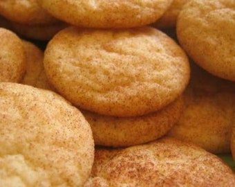 Snickerdoodle Scent Roll On Perfume Oil Fragrance Bakery Cookie
