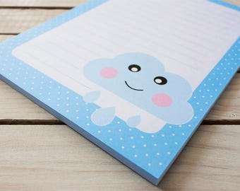 Cloud Clouds Notebook | A5