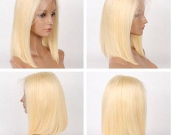 Brazilian bob wig