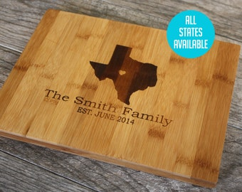 Housewarming Gift, Personalized Housewarming Gift, House Warming Gift, Personalized Cutting Board, Hostess Gift, Home Sweet Home