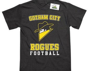 Gotham City Rogues Football Inspired by Batman T-Shirt
