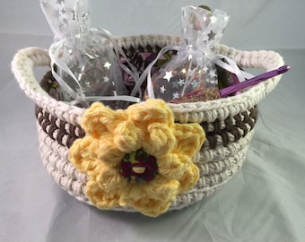 Knitters Tool Basket- SALE