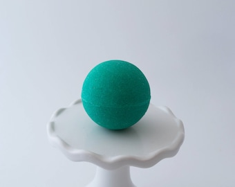 Juniper Bitty Bath Bomb- Bath Fizzy- Handmade- Bath & Beauty- Gift for Her- Gift for Him- Pamper