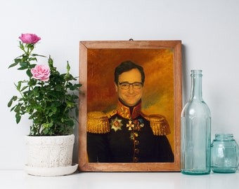 Bob Saget Limited Artwork