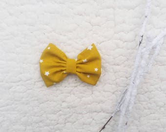 Pattern 2 star hair pin