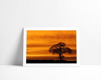 Sunrise #2, Fine Art print signed and numbered