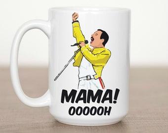 Mama Oooooh 15 oz Mug