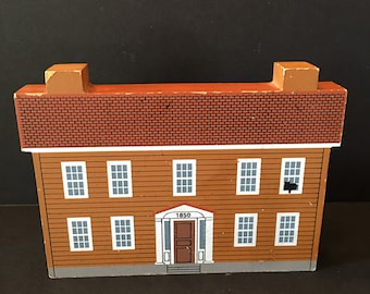 The Cat's Meow ~ Neighborhood Event House ~ Bailey Gombert House ~ 1996 ~ Vintage