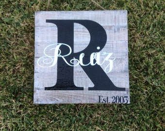 Personalized  home decor