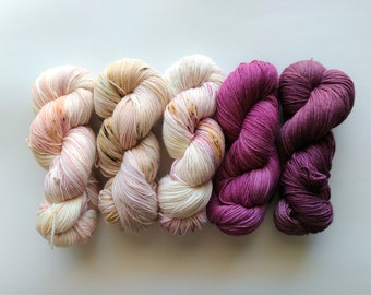Fade Kit - Organic Sock (Treated Organic Merino/Nylon)