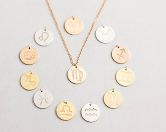 grande nikki designs zodiac products e necklace