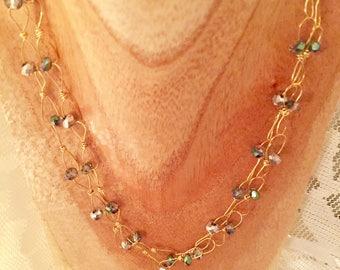 Elizabethan Dream necklace