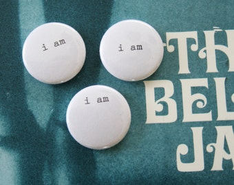 Sylvia Buttons Set of 3