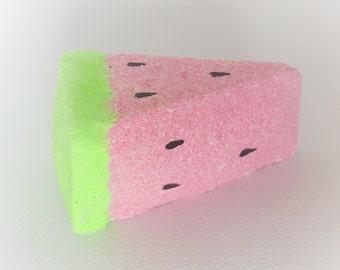 Bubble Bar Bubble Bars Bubble Bath Bar Solid Bubble Bath Unique Gift Bath and Body Vegan Gift Watermelon Gift Birthday Gift Bath Bomb