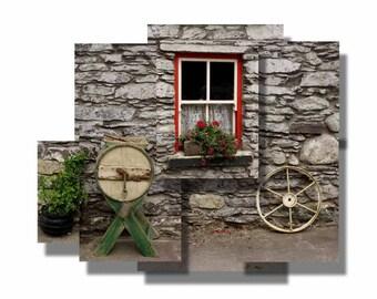 Molly Gallavan's Cottage, Kerry, Ireland