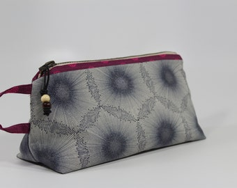 Dandelion Dream Zipper Bag