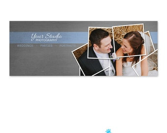 Facebook Cover Template PSD - Facebook Timeline Template PSD - Facebook Timeline Cover - Photoshop Photography Photo FB006