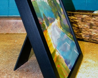 8x8-inch frame (purchase with painting only)