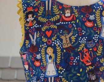 Sleeveless Wonderland Dress