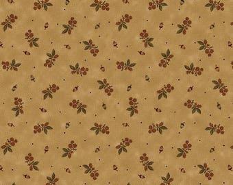7883 0138 / Marcus Brothers / On Maple Lake / Fabric / Tan