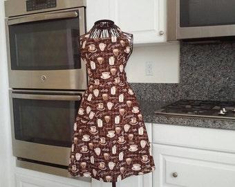 Women's Coffee apron