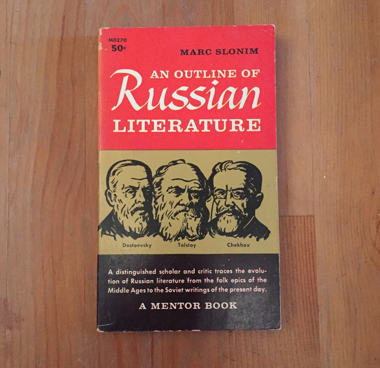 Russian Literature Scholars In Russian