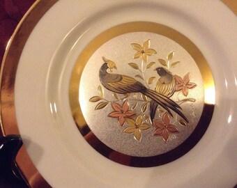 Chokin by Yoshinobu Hara Decorative Plate