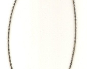 3mm Sterling Silver 18 inch Snake Chain Necklace for Charm Beads