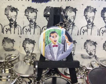 Pee-Wee Herman Pee-Wee's Big Adventure Keychain