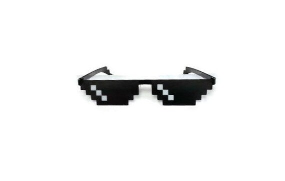 Thug Life - Deal With It - Sonnenbrille v1guR6