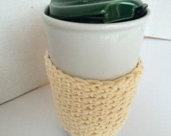 Ecofriendly Cup Cozies