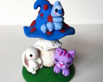 Alice in Wonderland Mini Scene