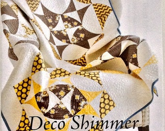 Pattern: Deco Shimmer by Sew Kind of Wonderful