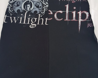 Twilight Eclipse Edrward upcycled skirt