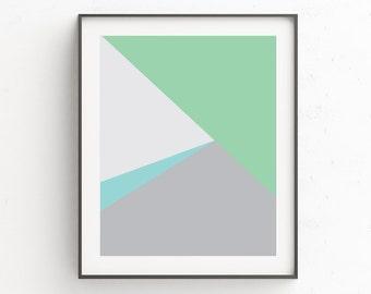 Geometric Wall Art, Modern Wall Art, Printable Wall Art, Digital Art Download, Minimalist Poster, Digital Prints, Wall Art Prints, Wall Art