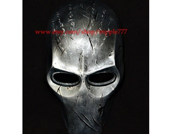 Army of two mask, Paintball airsoft mask, Halloween mask, Steampunk mask, Halloween costume & Cosplay mask, S2 predator MA75 et