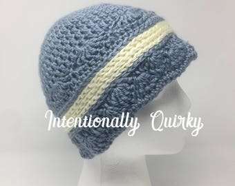 Shawna's Quirky Cloche Crochet Pattern