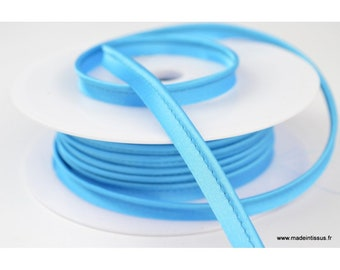 10 mm blue Turquoise 1140 satin piping