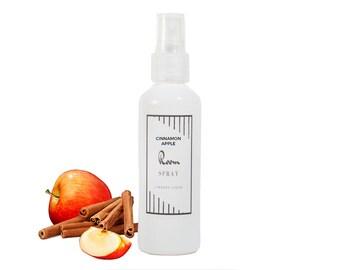 Cinnamon Apple Scented Room Spray, Air Freshener, Air Freshener, Vegan Air Freshener, Room Spray, Car Spray, Christmas Scented Air Freshener